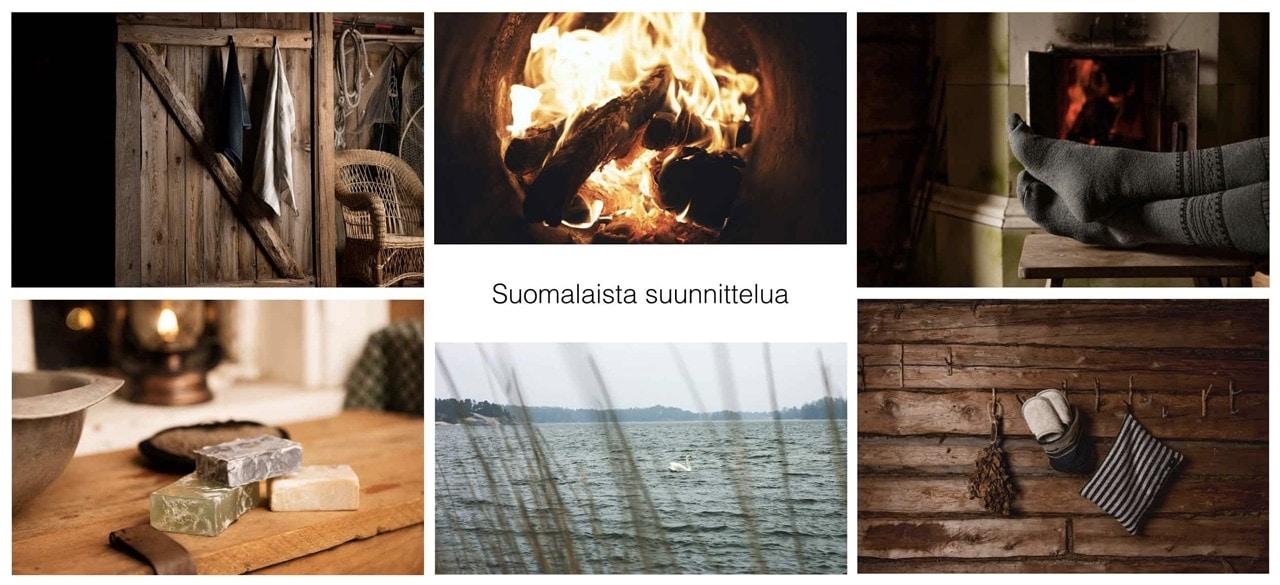 Liikelahjat suomalaista suunnittelua