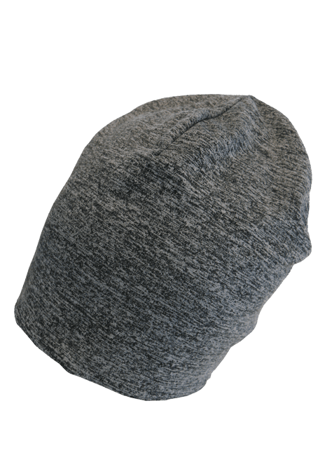 Asfaltti-pipon materiaali on sama. Sen neutraali väritys sopii kaikkiin tilanteisiin.