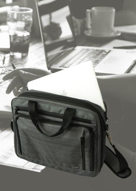 Yritysimagotuotteet - Looks Afääri -bisneslaukku