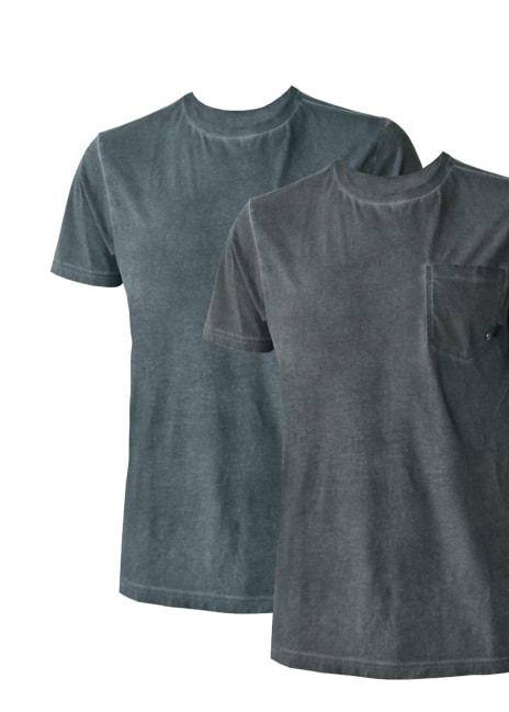 Sumu-paidan värivaihtoehdot ovat sininen ja harmaa