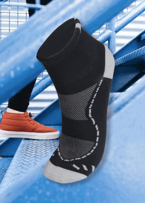 Yritystekstiilit ja mainoslahjat - Looks Syke -sukat