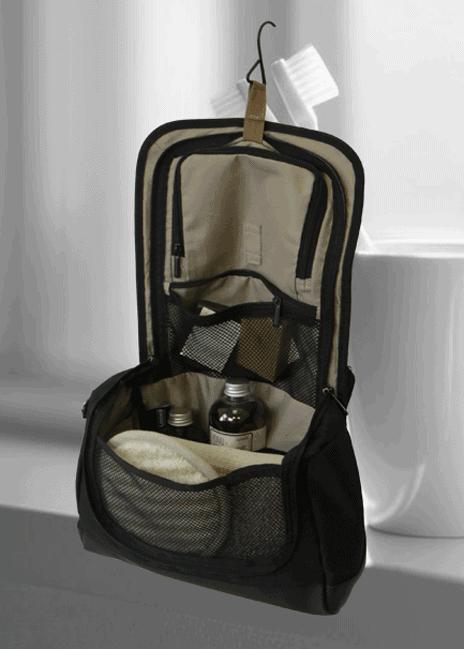 Yritysimagotuotteet - Looks Komia -toilettilaukku