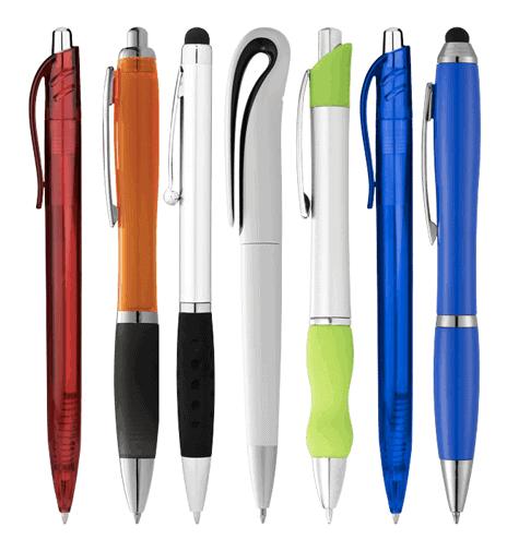 Mainoslahjat - logolliset kynät